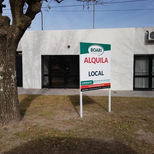 Alquilo Local Comercial BV. Rivadavia