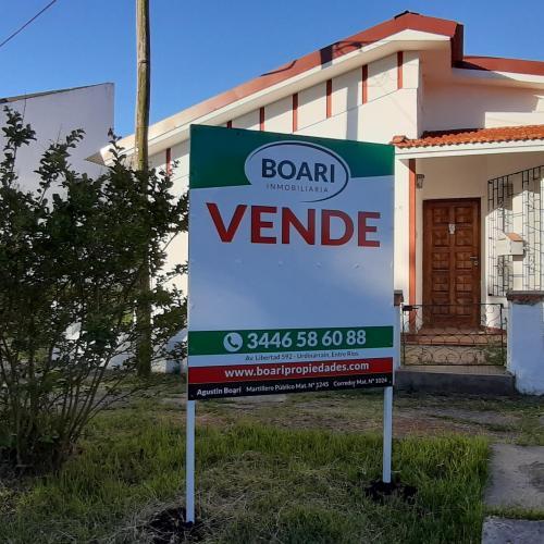 VENDO CASA (R. Z. Peña) Urdinarrain