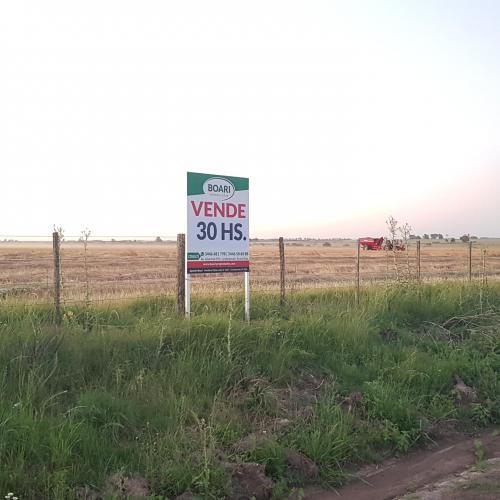 Vendo Urdinarrain Campo 30 has. Agrícolas